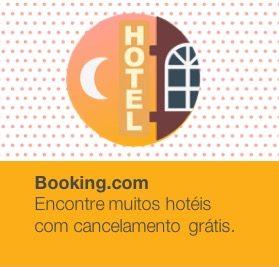 reserva de hotel booking.com onde ficar