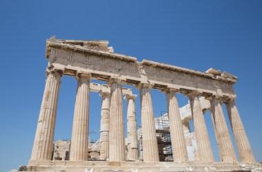 Acropolis Atenas Pathernon