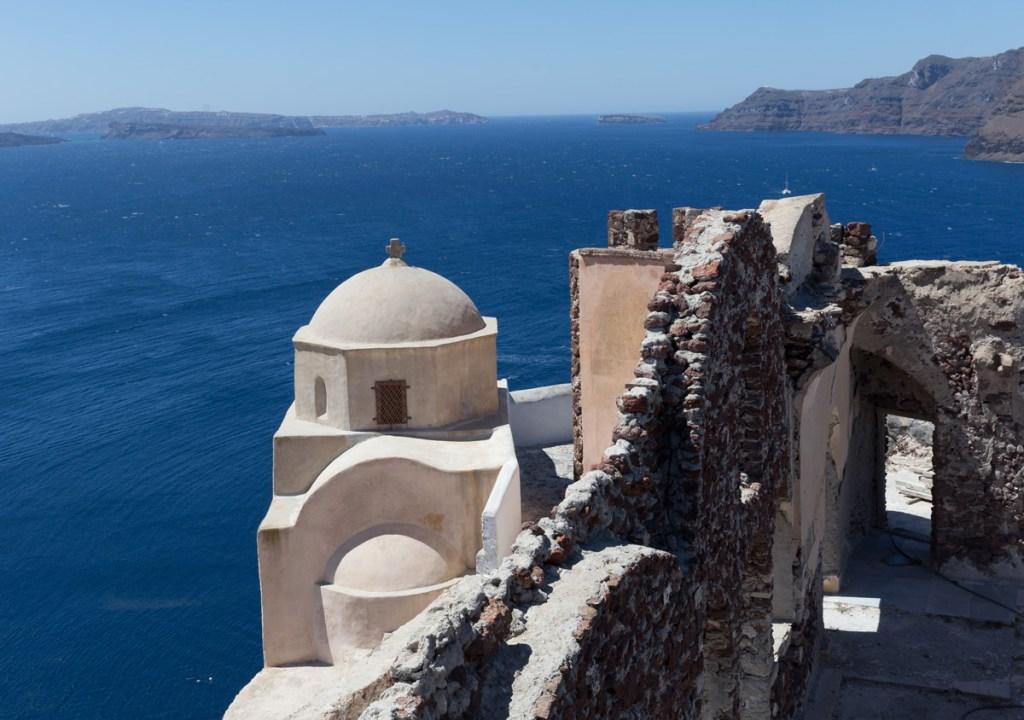 O que fazer Santorini OIa