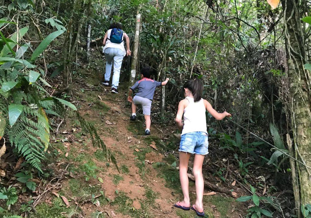 Visconde de Mauá com crianças o que fazer