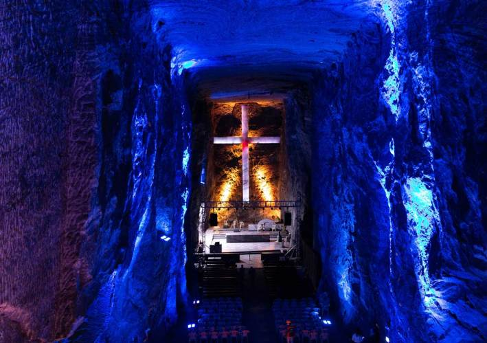 Catedral de Sal colombia Zipaquirá