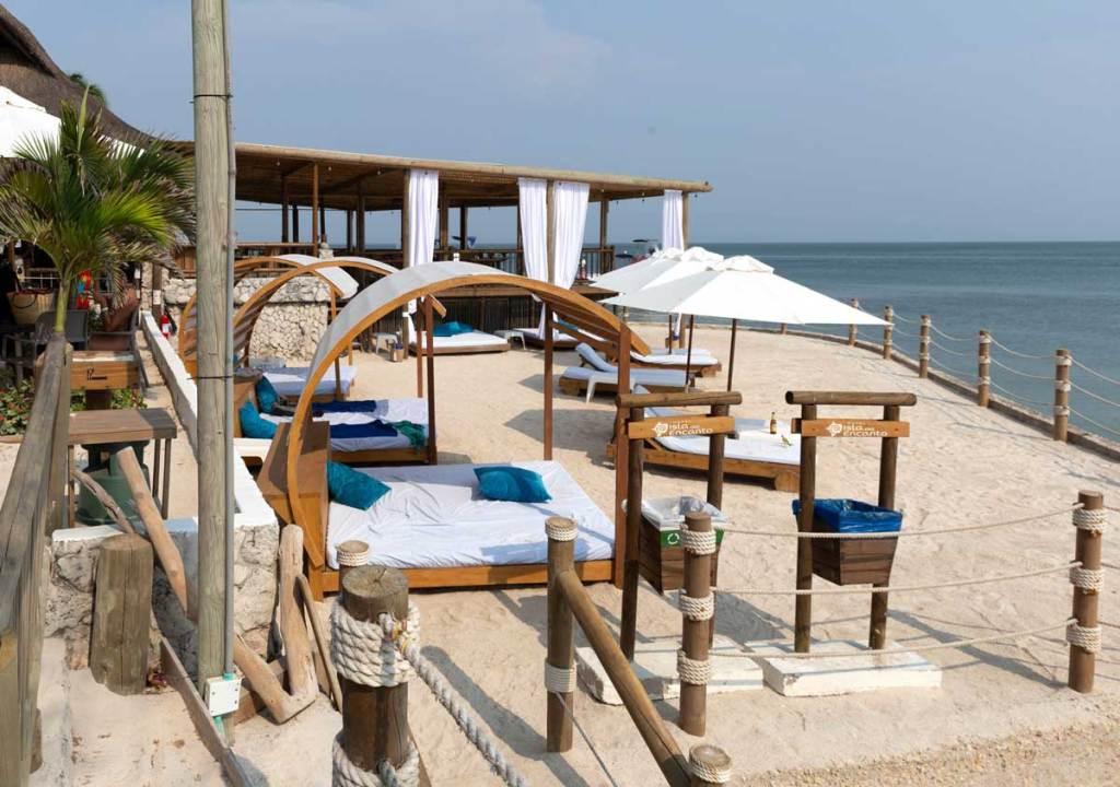 o que fazer em Cartagena Islas del Rosario Isla del Encanto