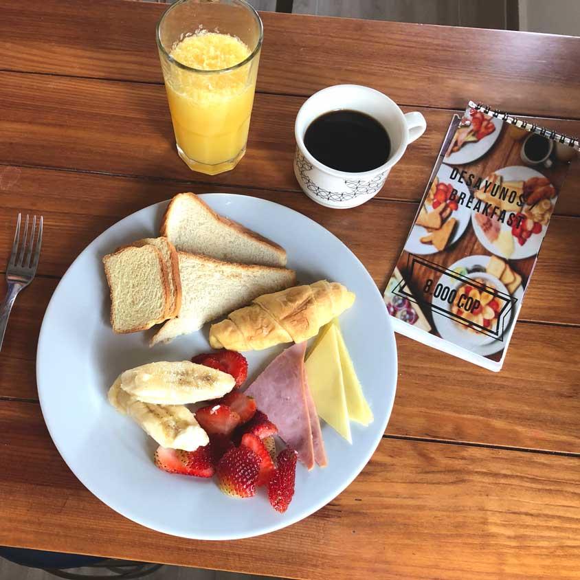 Soy local cafe da manhã onde ficar em cartagena