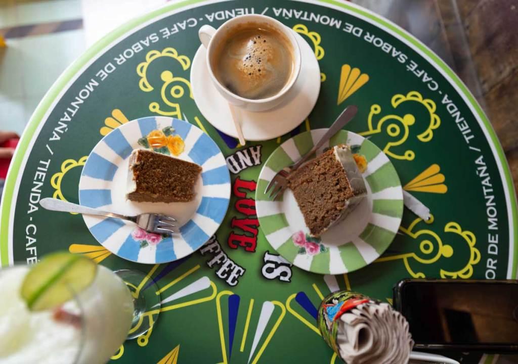 Café em Cartagena