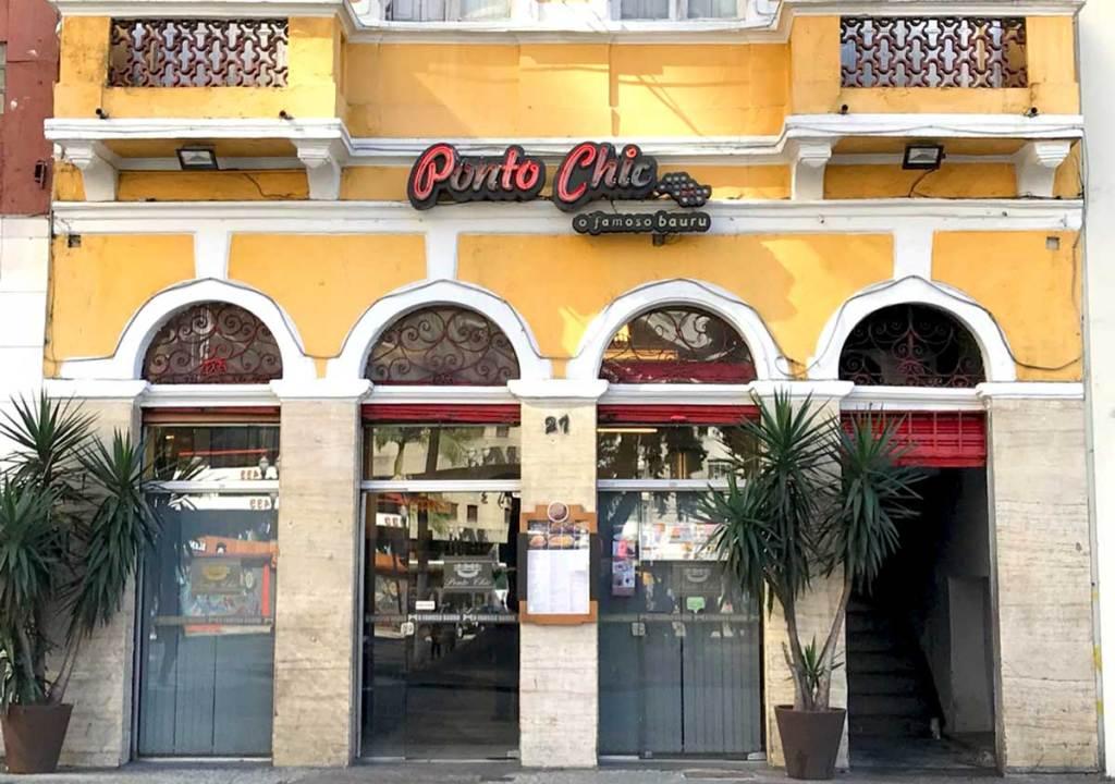 Onde comer no centro de São Paulo