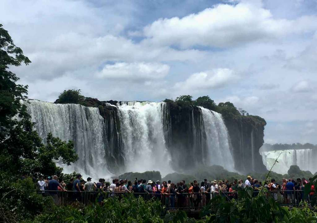parque das cataratas do Iguaçu iguazu