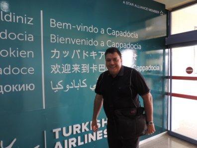 Antonio Teixeira - Capadócia - Turquia