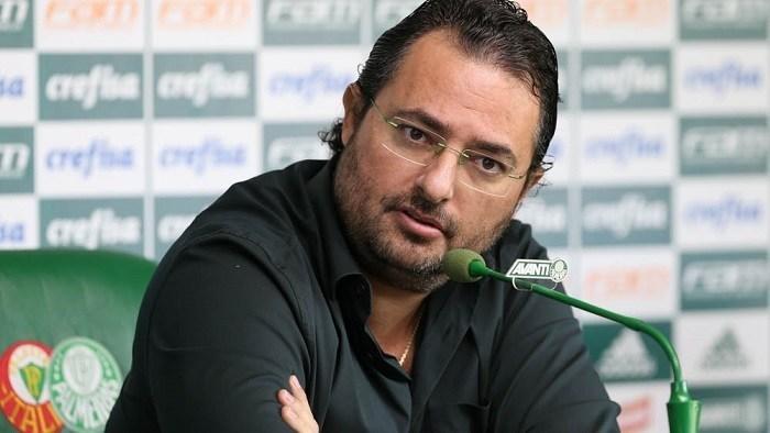 Palmeiras apresenta mais 2: Weverton e Emerson Santos