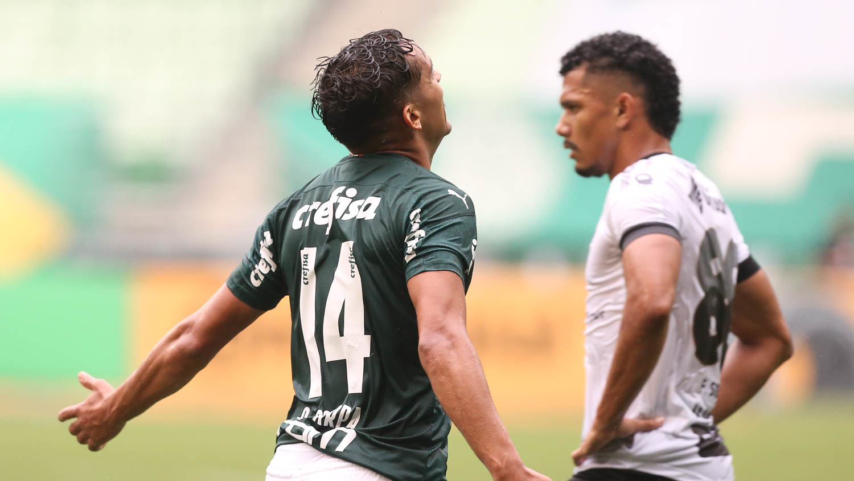 CBF define horários dos confrontos entre Palmeiras e América-MG, pela semifinal da Copa do Brasil