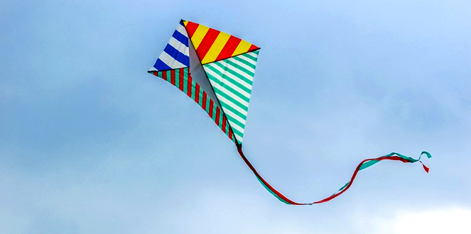 Let's Go Fly a Kite | The Nostalgia Diaries Blog