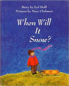 When will it snow book cover