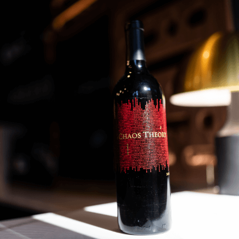 Bottle of wine (Chaos Theory)