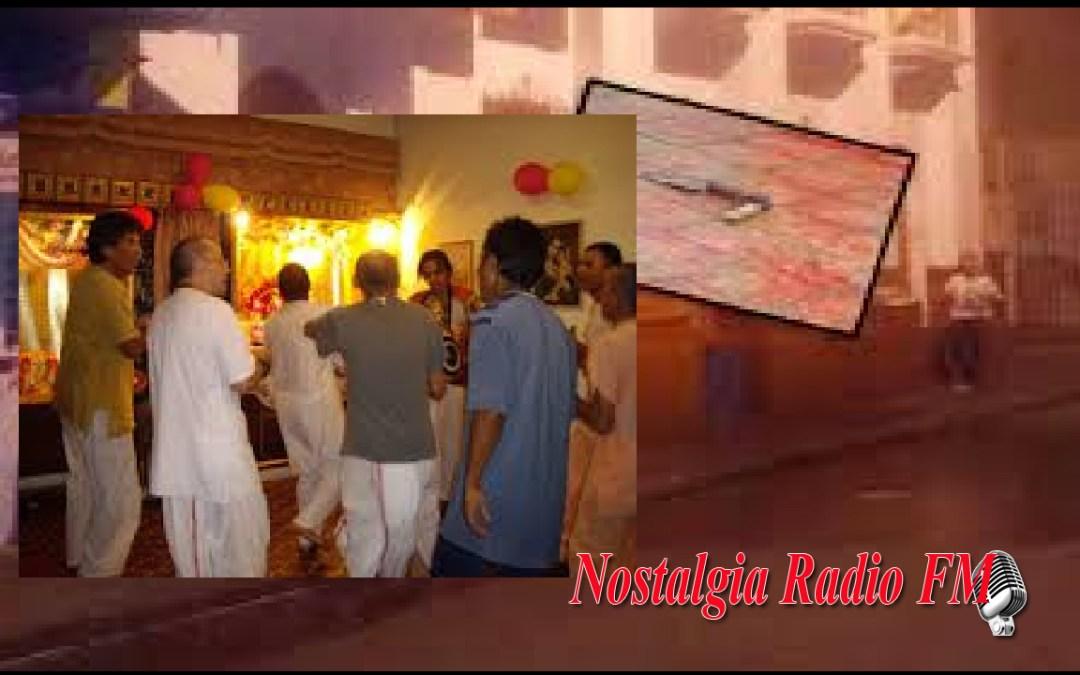 Se les metió el diablo a los Hare Krishna