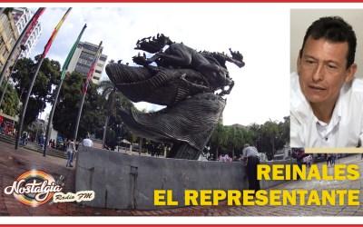 REINALES EL REPRESENTANTE DE RISARALDA Y SU AGENDA