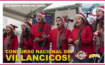 ÉXITO TOTAL EL CONCURSO NACIONAL DE VILLANCICOS 2018