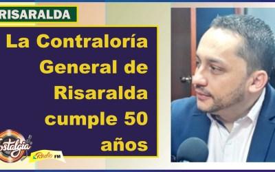 50 AÑOS DE UNA CONTRALORÌA…EN BUEN EJERCICIO
