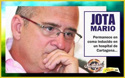 JOTA MARIO…PERMANECE EN COMA INDUCIDO EN UN HOSPITAL DE CARTAGENA