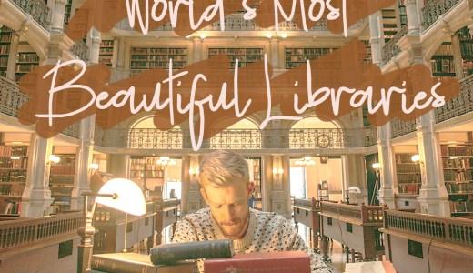 人生に一度は行きたい!世界の美しい図書館7選