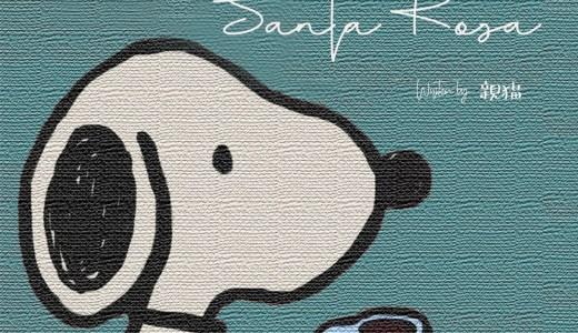 【アメリカ旅行】スヌーピー好き必見!サンタローザでピーナッツの聖地巡り