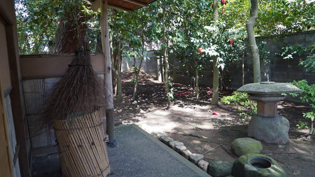 茶室 露地