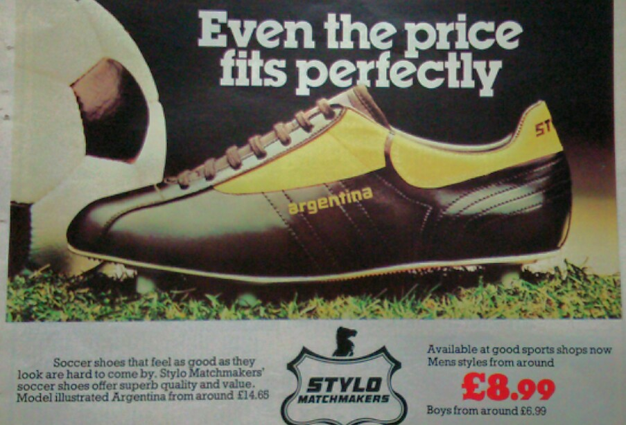 Stylo Matchmaker Boots (4/6)