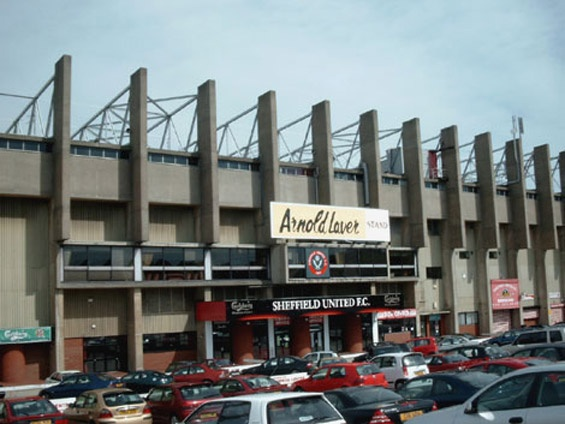NEAR POST - SHEFFIELD UNITED: THE ARNOLD LAVER YEARS (3/6)