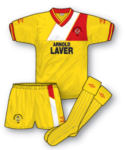 NEAR POST - SHEFFIELD UNITED: THE ARNOLD LAVER YEARS (6/6)