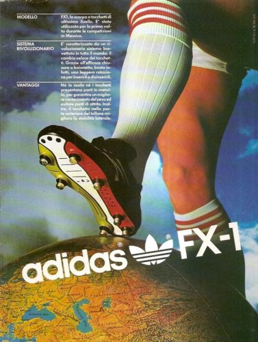adidas FX System Football Boots (1/5)