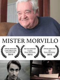 Mister Morvillo_Poster