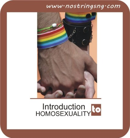 Introduction to Homosexuality