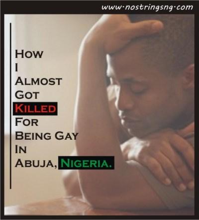 how i almost got killed in abuja