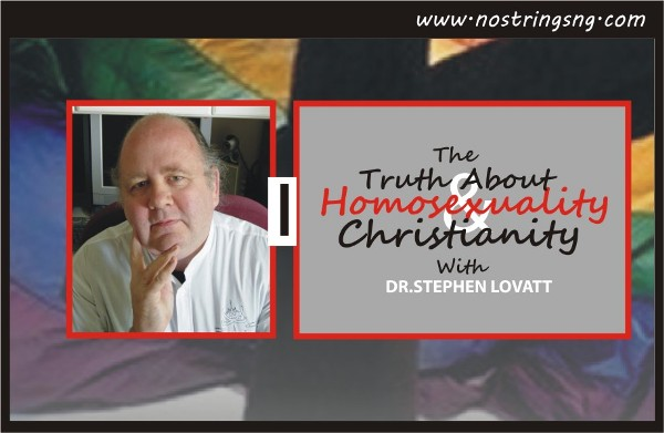 The Truth About Homosexuality