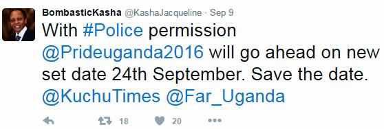 kasha tweet LGBT pride