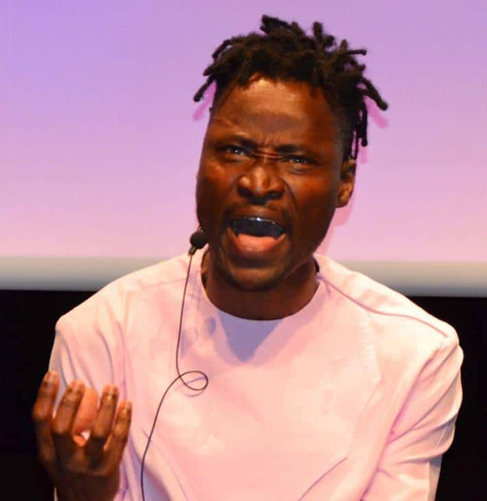 Bisi Alimi threatens to sue a Nigerian gay blog. Here's why