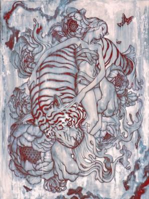 james jean tiger