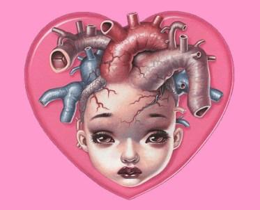 trevor brown heart