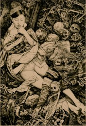 Vania Zouravliov skull