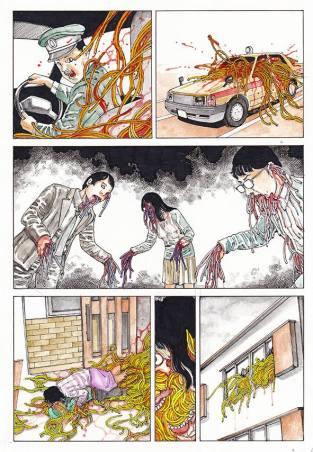 Tract Shintaro Kago - extrait 4