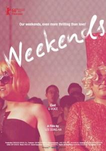 WEEKENDS (Lee Dong-ha, 2016) - documentaire sur la première chorale gay sud-coréenne