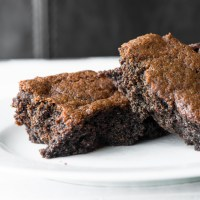 Fructose Malabsorption Recipes: Salted Brownies