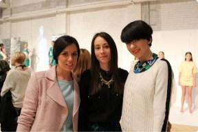 U divnom drustvu Lada Dragovic i Divine World of Fashion! Lada i Brana! :)