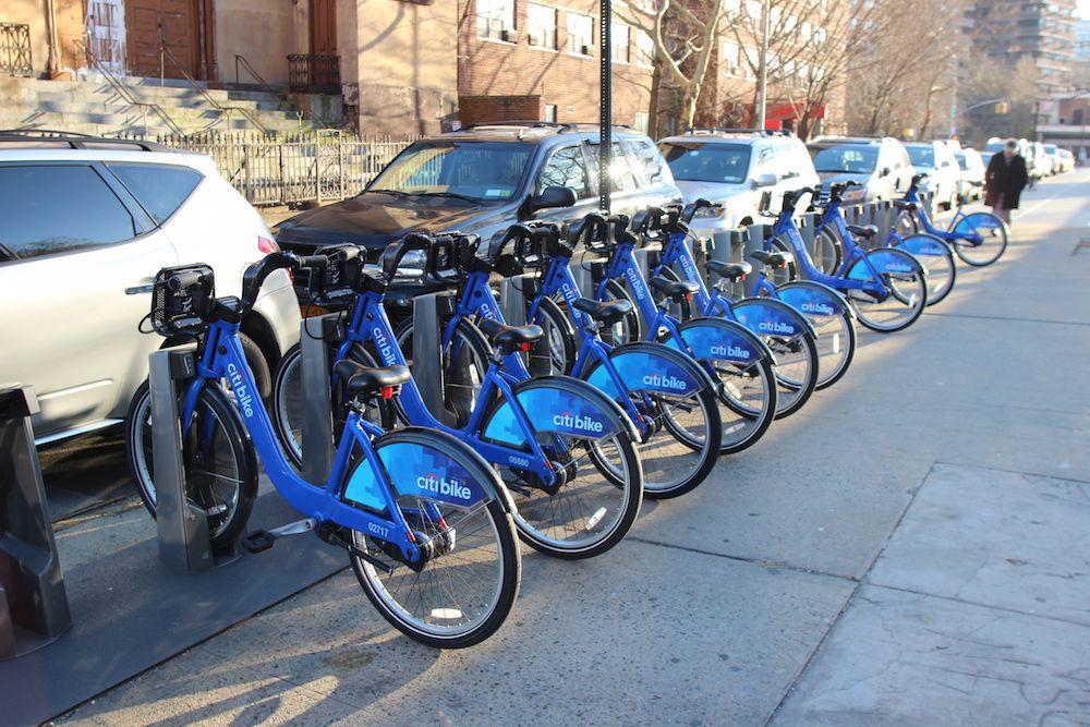 NYで安く自転車(シティバイク)をレンタルして街乗りを楽しむ方法