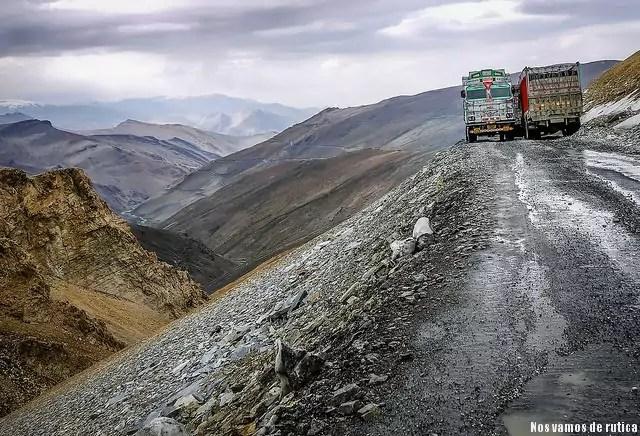 La carretera más alta del mundo (Ladakh - India)
