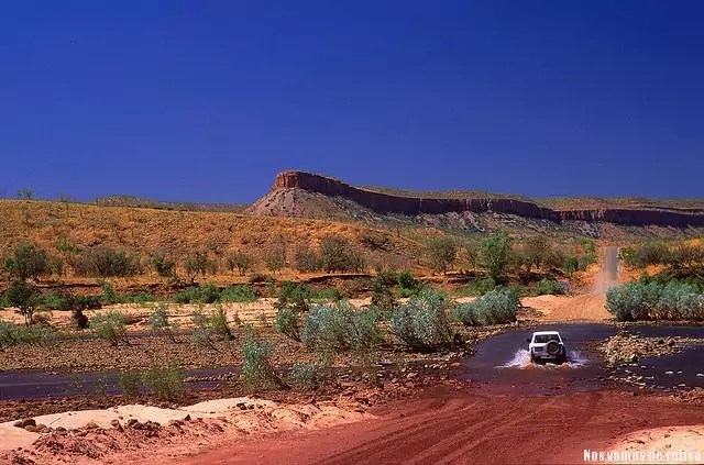 El outback australiano: Gibb River Road (Australia)
