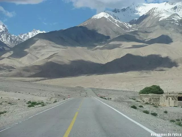 Inyección de adrenalina: Karakorum Highway (Pakistan)