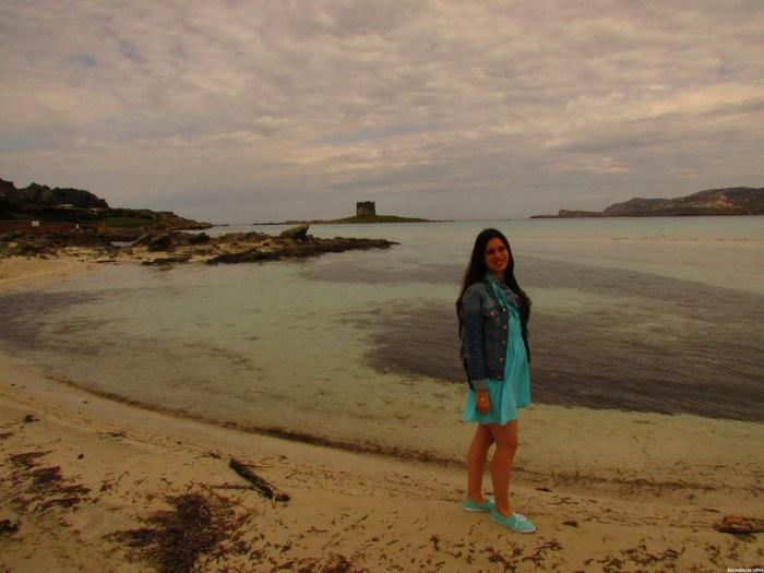 Playa La Pelosa en Stintino