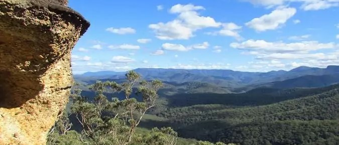 De Melbourne a Sydney (V): Batemans Bay-Wollongong (PN Budawang)