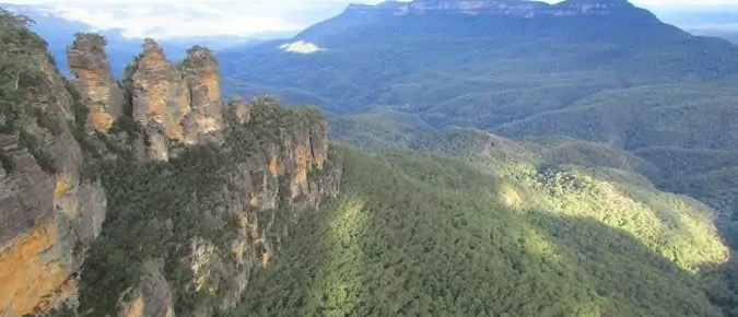 De Melbourne a Sydney (VI): PN Royal y Blue Mountains