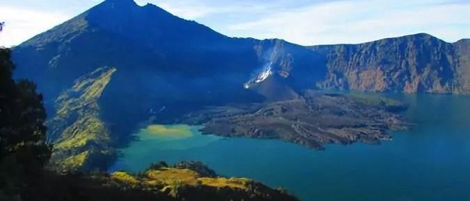 Cómo hacer el Rinjani por libre desde Sembalun Lawang