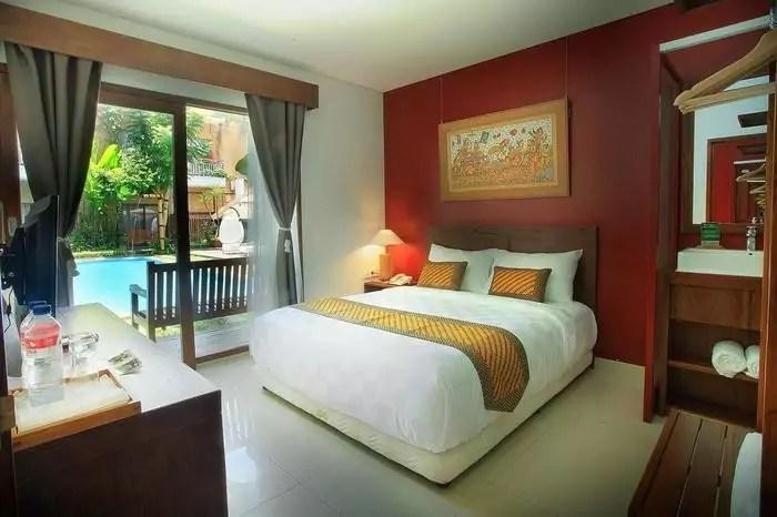 Habitación hotel Puriartha